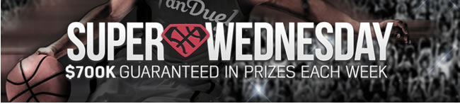 Play The Biggest Tourneys On Wednesdays