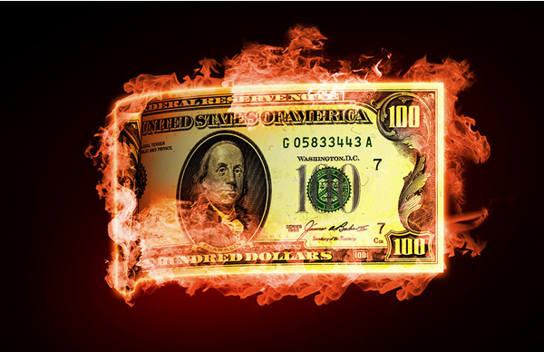 Don't Burn Your Cash Too Quickly